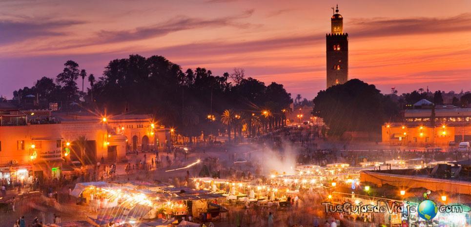 no te pierdas nada de marrakech tiene mucho y muy bueno