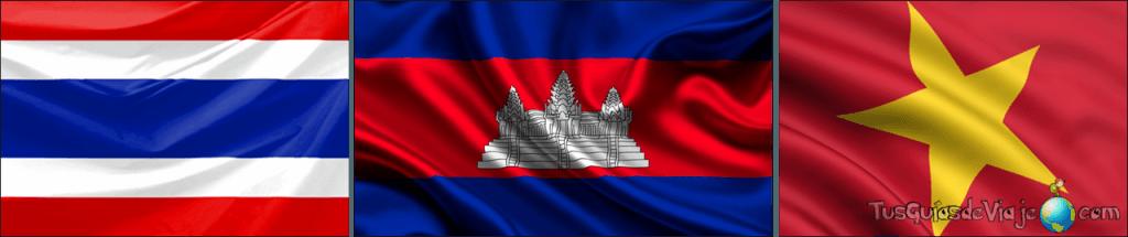 Qu ver en tailandia camboya y vietnam itinerario 3 semanas - Banera de viaje ...