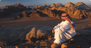 el desierto de lawrence de arabia