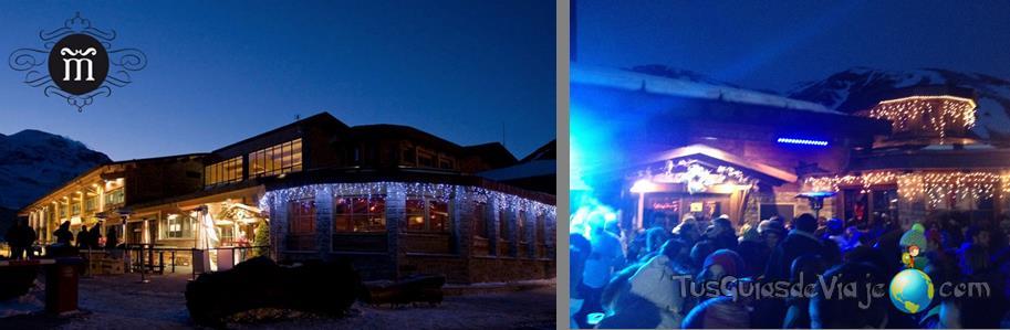 la fiesta apres ski en formigal