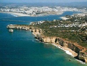 ciudades del algarve en portugal