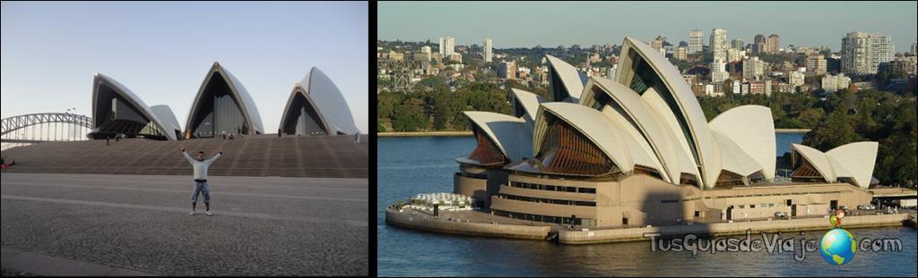 opera de sidney en australia