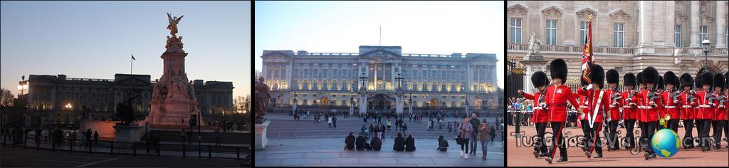 el palacio de la reina en londres