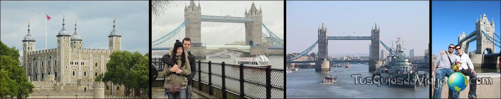 La torre y el puente de londres