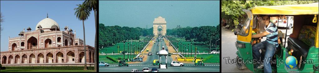 qué ver en la capital de la india