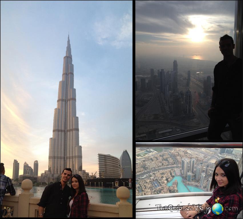 edificio más alto del mundo en dubai downtown