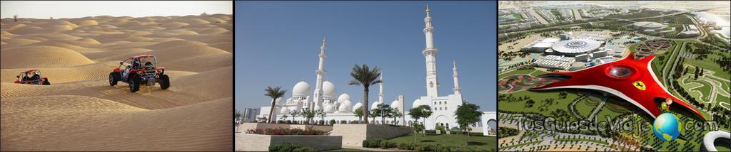 qué ver en Abu Dhabi