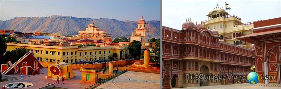 excursión en jaipur en la india