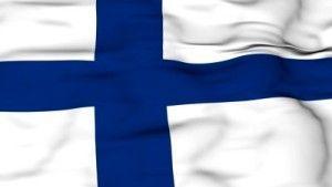 tus guias de viaje - Círculo Polar Ártico - Finlandia - bandera