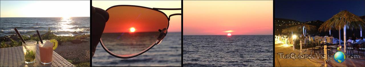 Chiringuito perfecto para ver la Puesta de Sol en Bossa