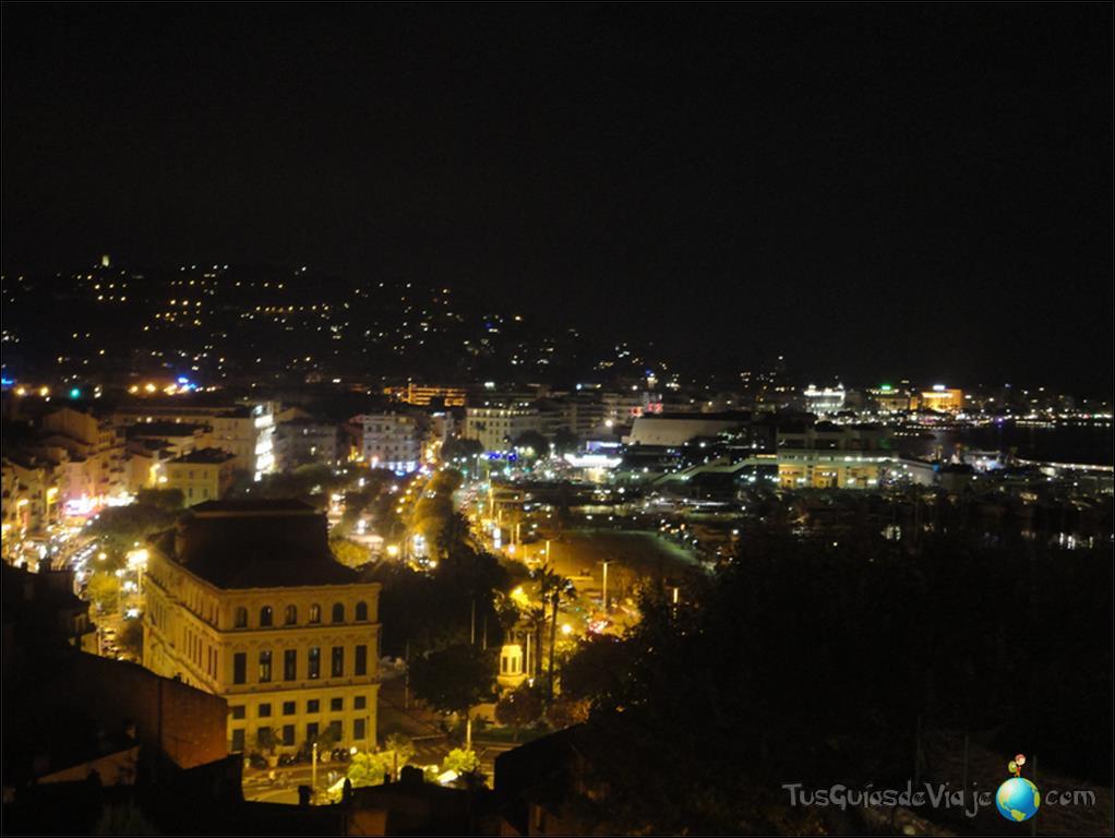 vida nocturna de Cannes