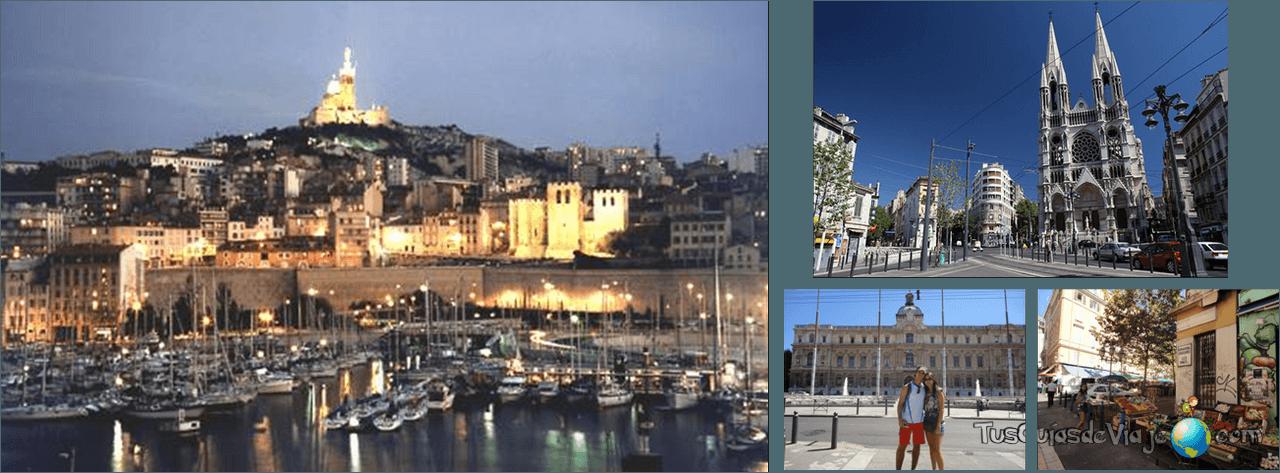 Importante ciudad portuaria de la Costa Azul