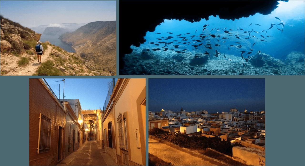 Muchas actividades para hacer en Cabo de Gata
