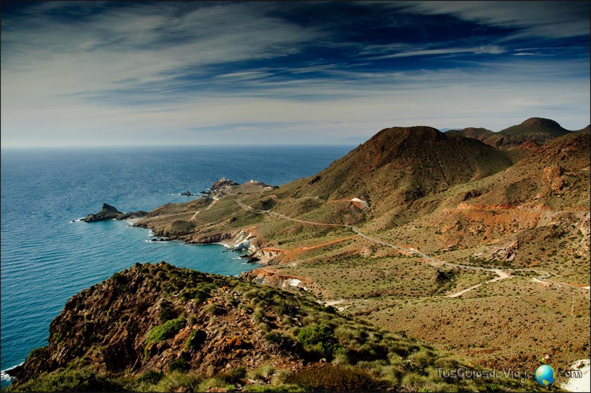Parque Nacional de Cabo de Gata
