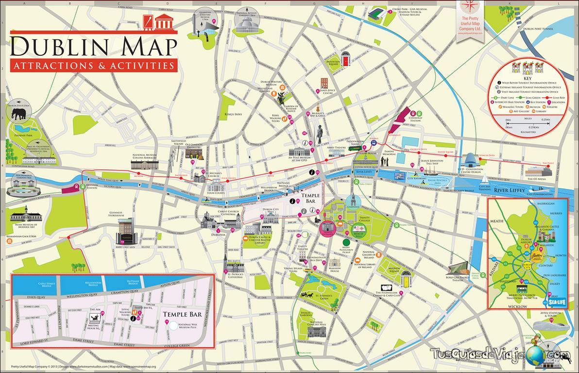 Mapa de Duplín
