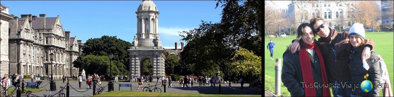 La Universidad más famosa de Dublín