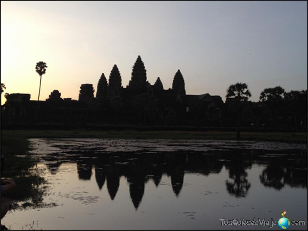 La octava maravilla del mundo en los templos de Angkor Wat