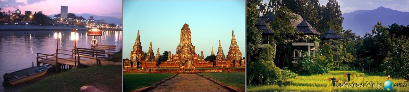 Las montañas y templos más sorprendentes de Tailandia