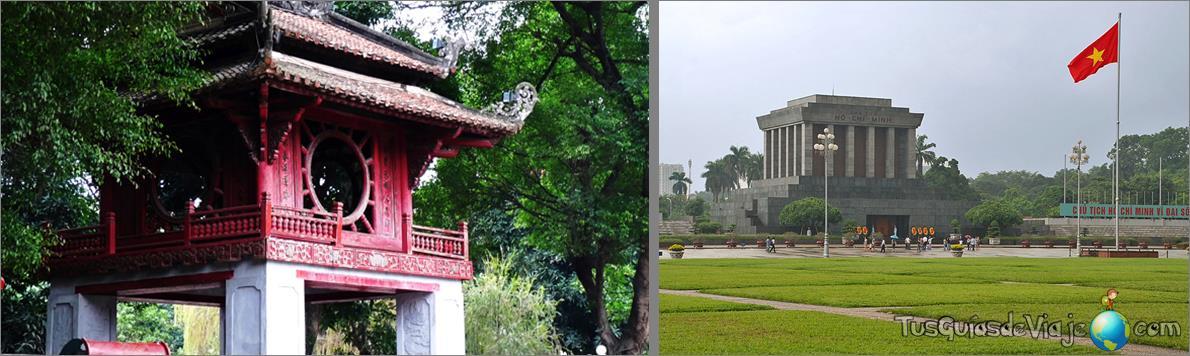 Lugares importantes de Hanoi