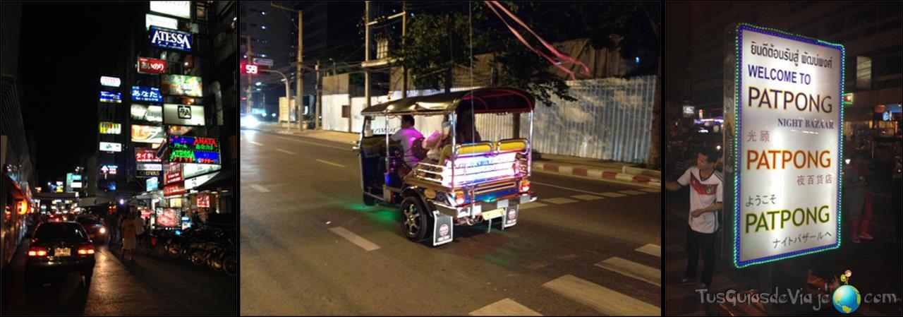 Barrio financiero de Tailandia