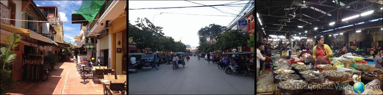 Paseando por Siem Reap