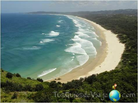 Ruta por la Costa Este de Australia.Gold Coast y Sunshine Coast