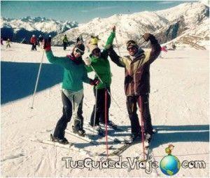 Escuela de ski en Baqueira Beret