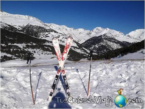 Deportes de Aventura en el Valle de Arán, Baqueira Beret