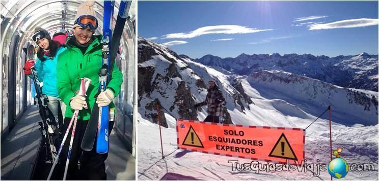 Baqueira Beret, pistas de esquí para todos los niveles