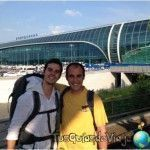 Aeropuerto internacional de Moscú Domodédovo